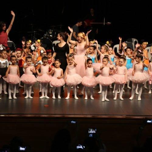 8. Yıl Öğrenci Konseri (Bale)